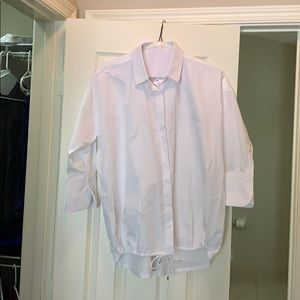 Brand new white maternity blouse